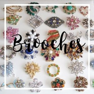 Jewelry - Brooches